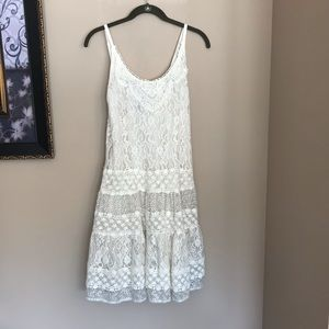 Double D Ranch Lace Spaghetti Strap Dress Size S